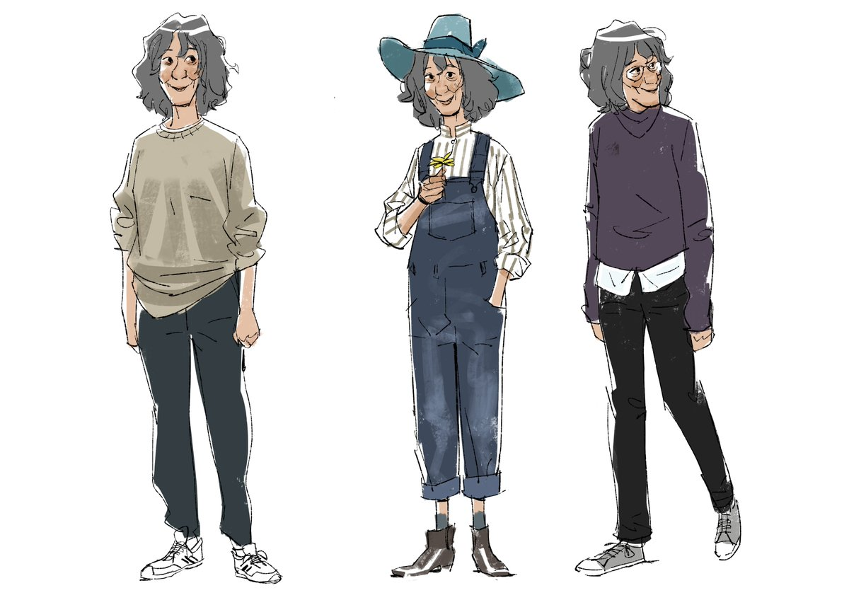 Not ashamed to say our style icon is Aunt May