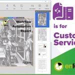 Image for the Tweet beginning: Enfocus BoardingPass is for Customer