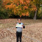 Image for the Tweet beginning: Congratulations to first grader Armoni