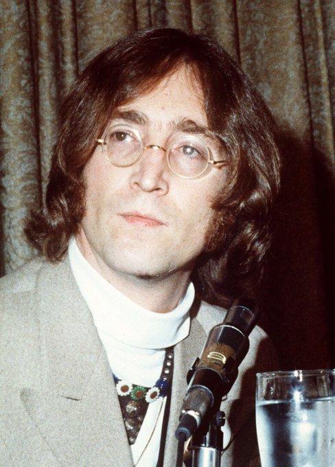 Happy 80th Birthday, to The Late, Great, John Lennon (aka The Rebel Beatle).