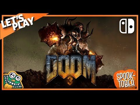 #Spooktober stream is 🔴LIVE! The votes have it, DOOM 3 it is! buff.ly/3jLtf7j