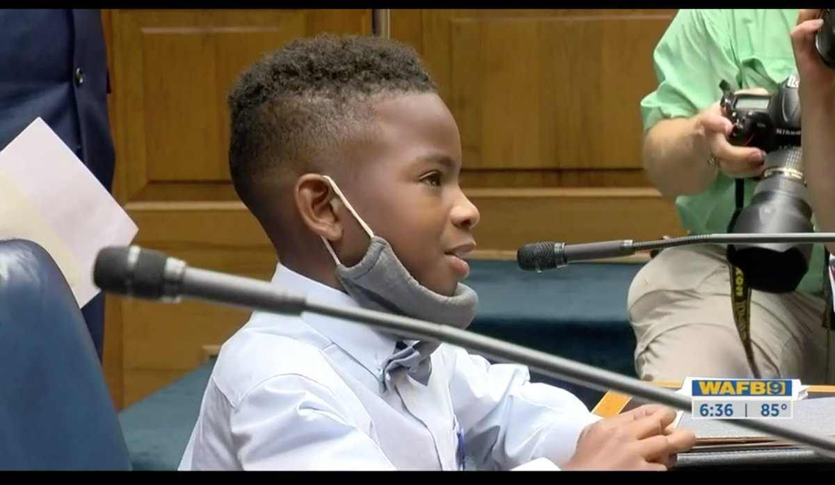 After Black Child Was Suspended for Having BB Gun at Home, Louisiana Lawmakers Move to Help Him Appeal https://t.co/LqvD1mHZWf https://t.co/3O9fQujvfv