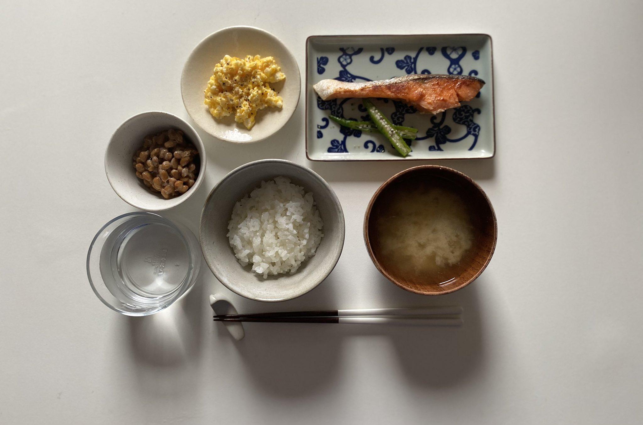 サーモン定食04