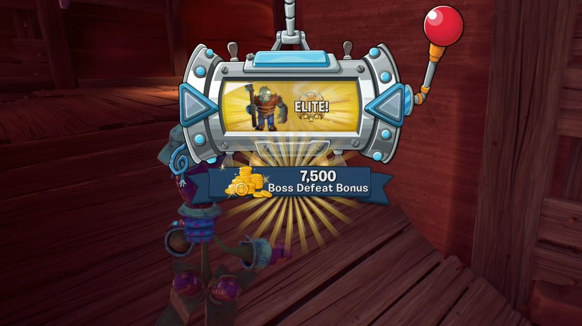Twothless - First time getting the Gargantuar Brothers in #PvZBFN, I finally have some footage to share! Now all that's left is to get the Royal Hypno-Flower and I can make a compilation video of all the elite bosses. 😎