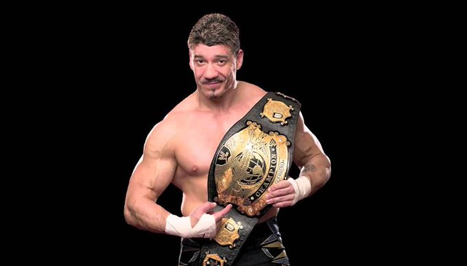 Without this man, there will be no WWE. Happy Birthday Eddie Guerrero.