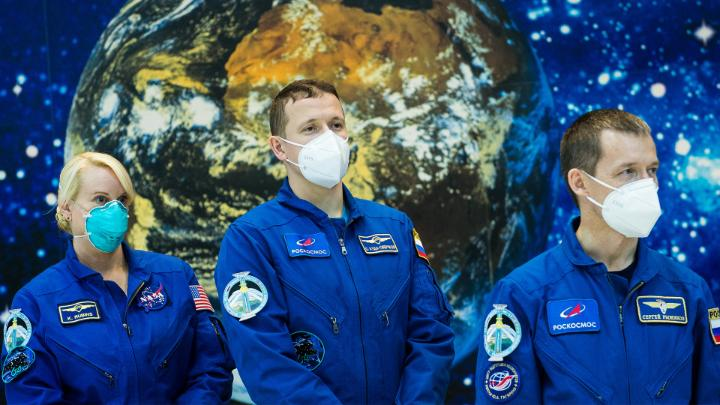This week... 🚀 Three new crew members set for launch to the @Space_Station 🦢 A Cygnus spacecraft delivers new @ISS_Research 🛰️ An update on the first crewed flight of the @BoeingSpace #Starliner Watch: youtu.be/jszJbVoczEc