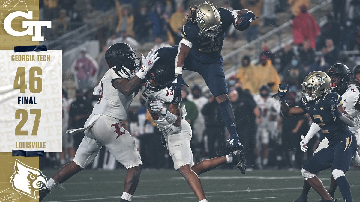 Georgia Tech Football On Twitter Friday Night Leap In The Atl 4the404 Louvsgt