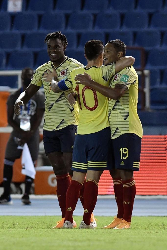 Gran juego muchachos, importante empezar ganando. Fuerza Santi! @santiagoarias13 estamos contigo!   Ahora pensar en lo que viene. 💪🏼🇨🇴
