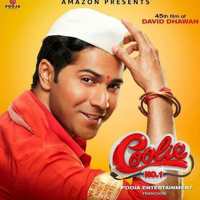 @Varun_dvn Waiting for my Christmas gift  . . Can't wait for coolie no.1  @Varun_dvn  @SaraaliKKhan
