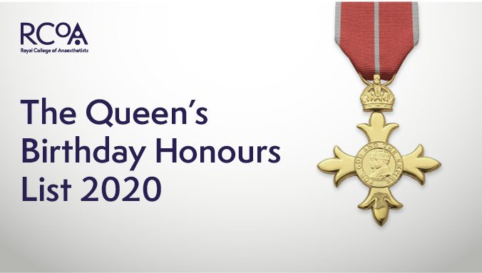 We're delighted to see that the outstanding work of our anaesthetic & intensive care colleagues, especially in the management of #COVID19, has been recognised in today's #QueensBirthdayHonours.   Congratulations to all those awarded 👏: https://t.co/Dr5bYc6hqg https://t.co/elBRFtaxI9
