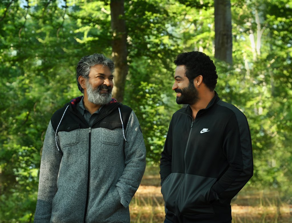 Wishing you a very Happy Birthday Jakkana @ssrajamouli !! Love you