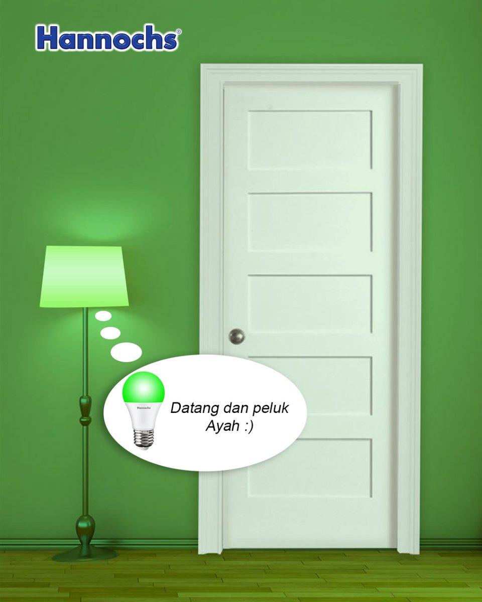 keinginan kita dengan 16 juta pilihan warna cahaya (tipe RGB).Upgrade lampu kita sekarang juga dengan klik link di bio dapatkan penawaran spesial khusus Launching Ikuti terus @hannochs_indo untuk kejutan dan informasi selanjutnya #hannochs #smartledwifi #smartlighing #lampupintar