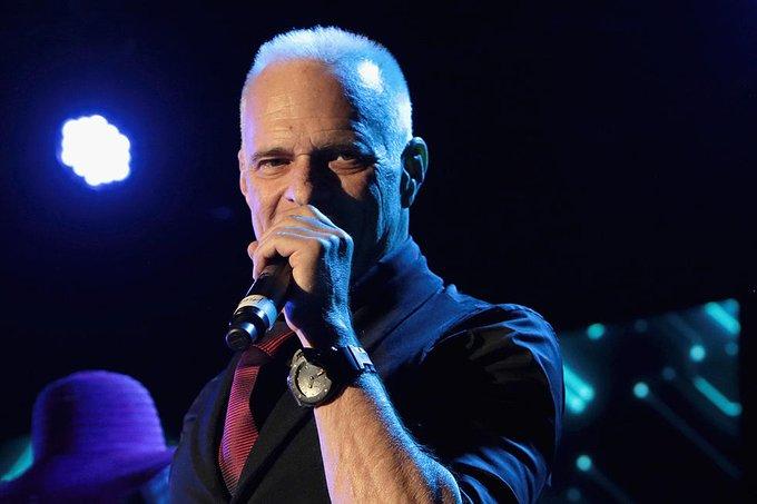Happy Birthday to American rock vocalist, songwriter David Lee Roth of Van Halen. (10 October 1955)
