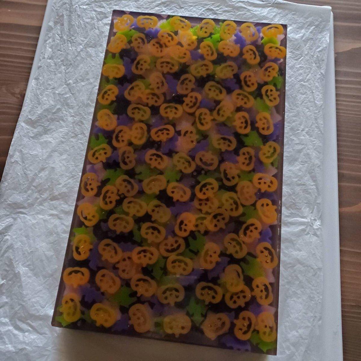可愛的萬聖節主題蛋糕 Ej8jUwuU4AA1eyo