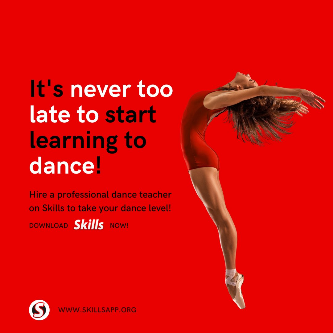 Hire a professional dance teacher on Skills to take your dance to the next level! Download now! . . . . . . . #afrodancer #dancersoninsta_feature #dancerlifestyle #superdancer #igdancers #streetdancer #hiphopdancers #ctdancers #danceroutine #kpopdancer #poledancers #dancerpose https://t.co/9ZftK7Rzok