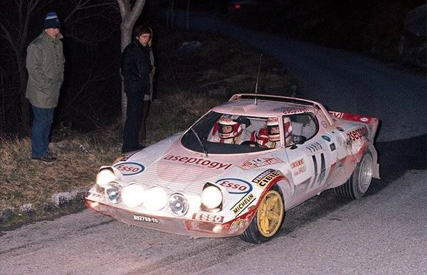 #StratosSaturday #Montecarlo rally 1977 #Lancia Stratos HF Christine Dacremont / Colette Galli Sixth position https://t.co/mu75aUNDAM