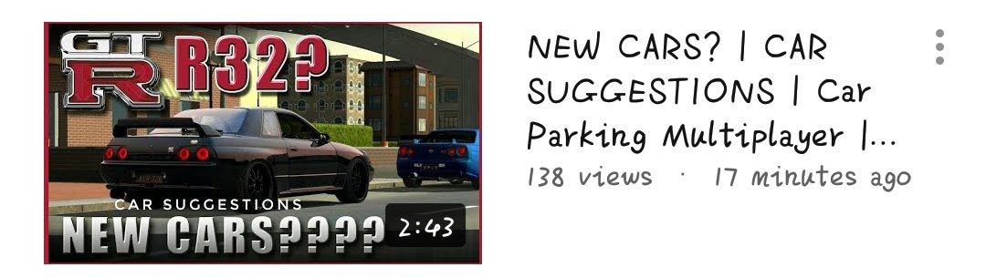 Car Parking Multiplayer 📌 | zeti • update? • #CarParkingMultiplayer #CPM #Gaming #Gameplay #Game #Openhood #Livery #Widebody #LibertyWalk #Tutorial #RustyDecals #YouTuber #YoutubeGaming #zeti #NewCars #CarSuggestions https://t.co/UcxpNTfxEP