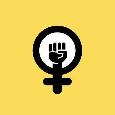 """Ozzy Etomi on Twitter: """"If you are a feminist and want to be a part of this movement you are welcome! Please support by using this as your profile photo. OUR voices"""