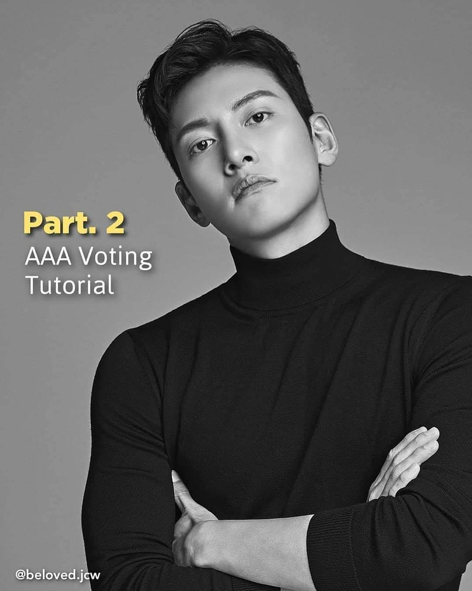 ji chang wook ph on twitter part 2 tutorial how to vote ji chang wook for the asian artist awards aaa on the choeaedol app twitter