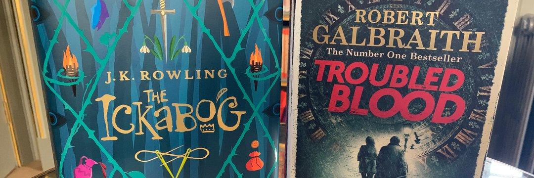 @jk_rowling Well...we got a header change, just not Fantastic Beasts   @jk_rowling the Fantastic Beasts fans, we beg 🙏🙈
