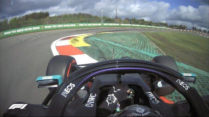 Entrenamientos Libres 3 Gran Premio de Eifel de Fórmula 1 en Nürburgring / Crónica