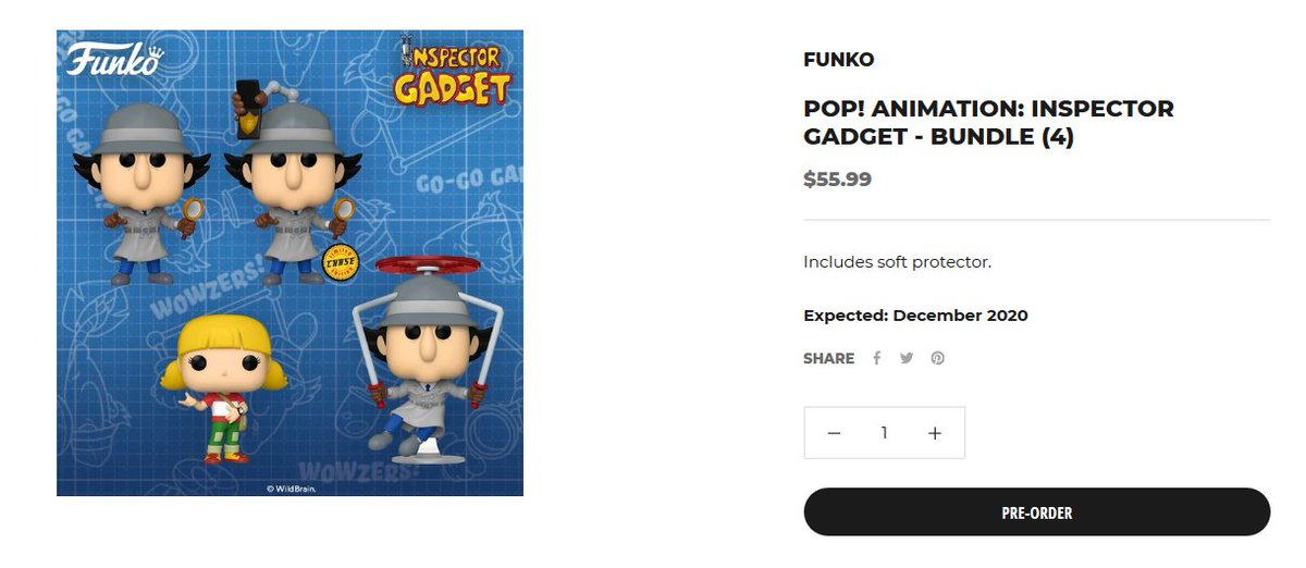 Inspector Gadget Chase bundle available at Mighty Hobby ► https://t.co/glLckjU8Zq https://t.co/TDRTCnqIdZ