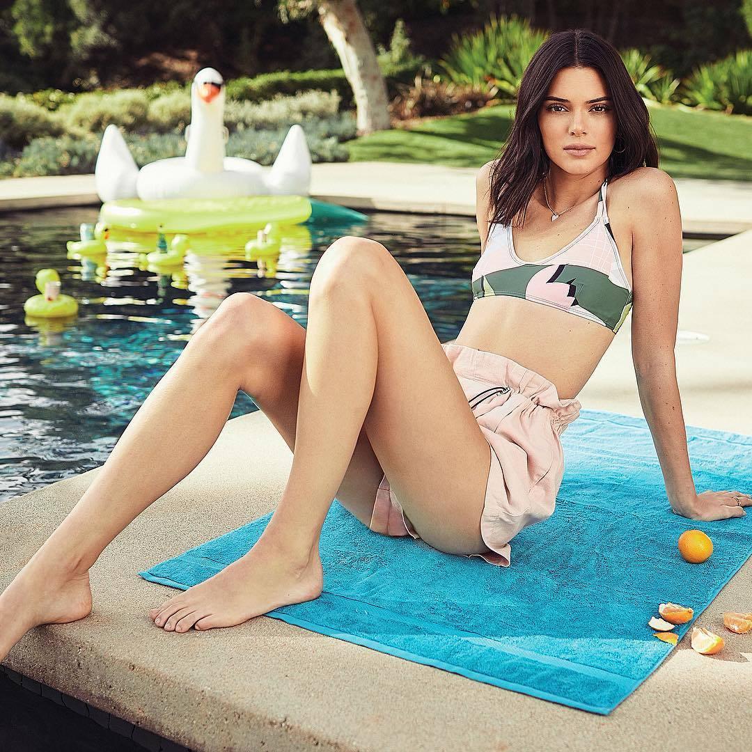 Kendall Jenner Feet