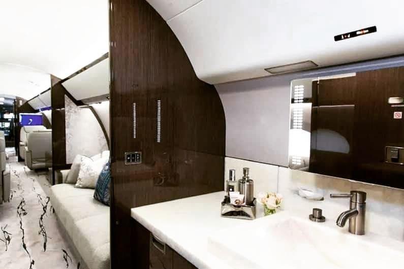 2014 Gulfstream G650ER #privatejetcharter #businessjetcharter #executivejetcharter #corporatejetcharter #businessjets #privatejet #corporatejet #aviationlovers #aircharter #charterjet  #privatejet #aviation #aircraft #jet #jets #privateair #jetlife #instagramaviation #avgeek… https://t.co/yvzelR03xx