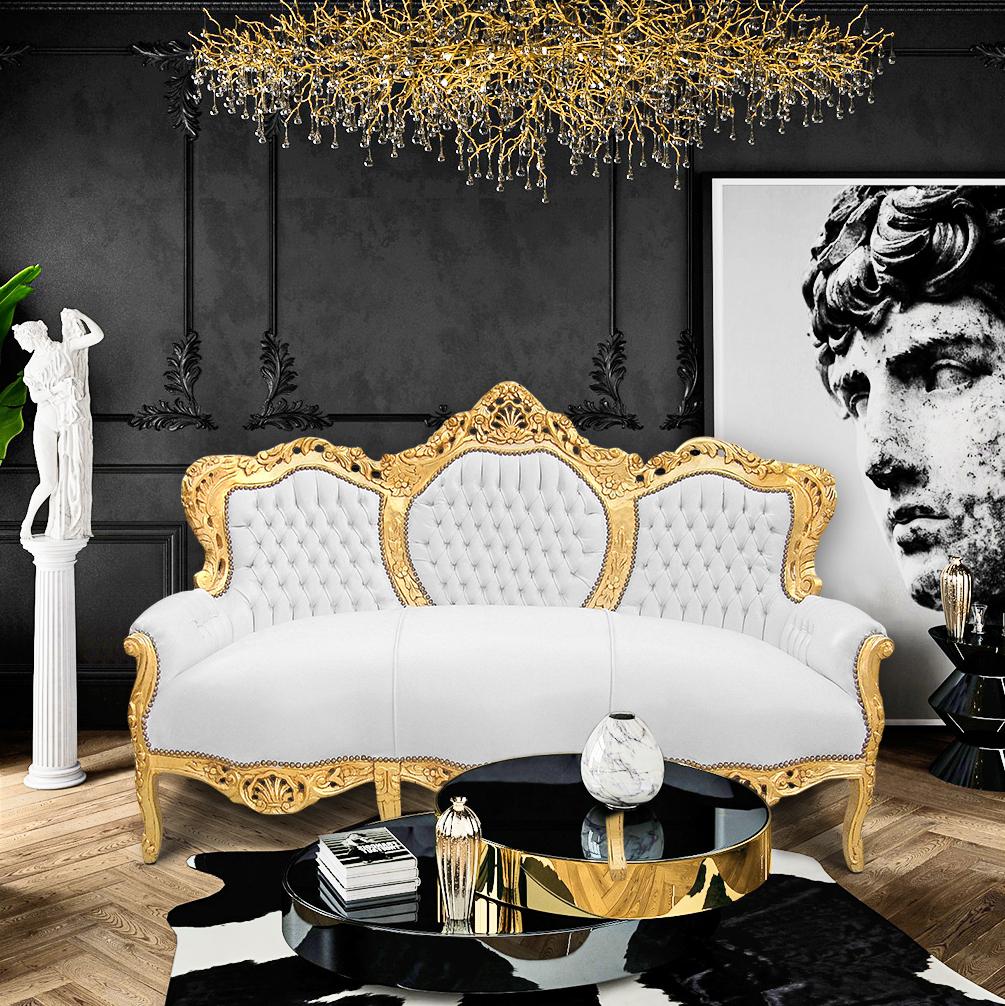 Notre canapé Baroque saura vous séduire pas son look hors du commun ! https://t.co/hycCrX8pXc #deco #Furniture #Baroquestyle #interior #interieur #Mobilier #Banquette #White #Blanc #Dore #Or #gold #Sofa #Canape #hotel #hotelfurniture #rococo #hotelfurnituresupply #interiordecor https://t.co/Mhl3VY53gM