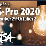 Image for the Tweet beginning: HAPPENING THIS WEEK: @URISA GIS-Pro