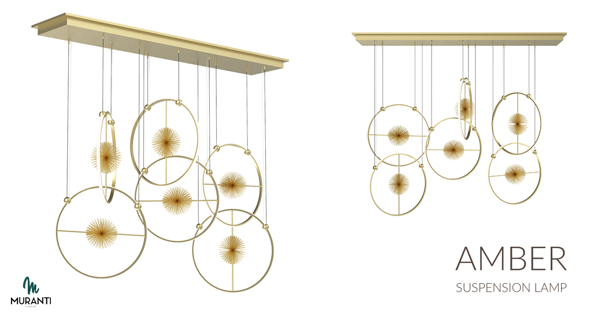 This Suspension lamp has some intricate details in brass that make us remember the sun, the earth and the cosmos.  https://t.co/V9j9u3cokA #murantifurniture #interiordesign #luxuryfurniture #architecture #luxury #furniture #homedecor #furnituredesign #design #interior #decor https://t.co/uQGUnyAoWf