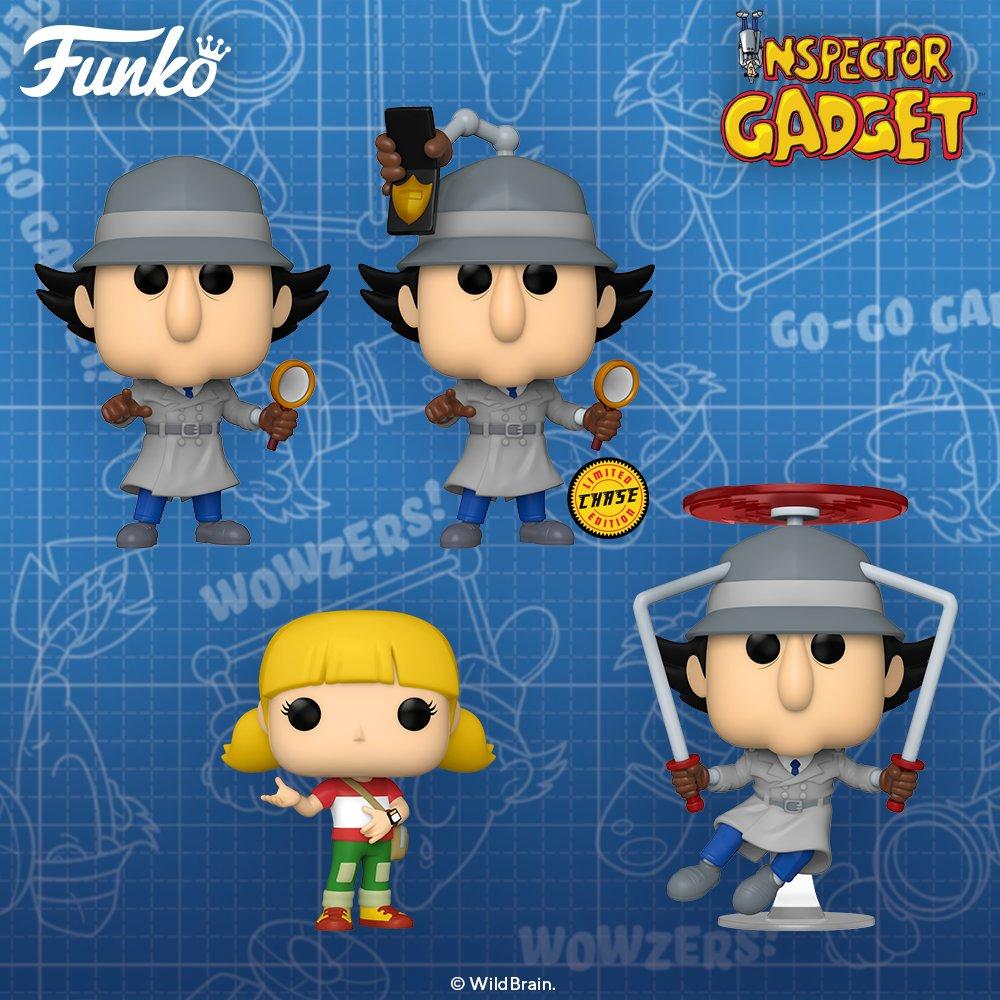 Wowsers! Coming soon: Pop! Animation: Inspector Gadget. Go pre-order yours now! Amazon: https://t.co/aLw4M9W3tX Big Apple Collectibles:https://t.co/1qtjeG34Cn #Funko #FunkoPop #Pop https://t.co/rZCKJXUvTg