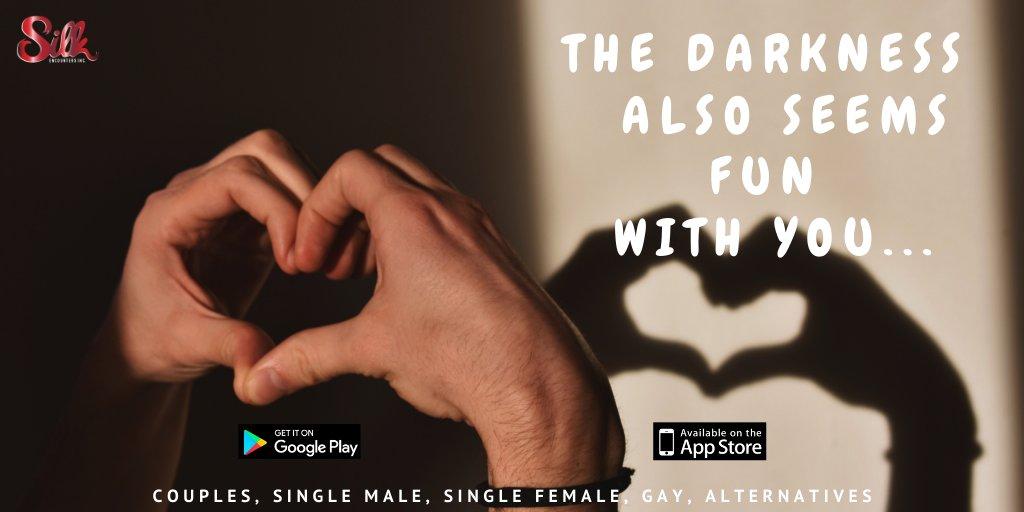 #Love #Couple #Dating #Dinner #Silk #Encounters #weekendmood #weekendvibes #weekend #fridaynightlights  Download Now!  Apple Appstore: https://t.co/HbOeC1A6yl  Google Play Store: https://t.co/qj9KISIY1I https://t.co/kMr8DGDYCL