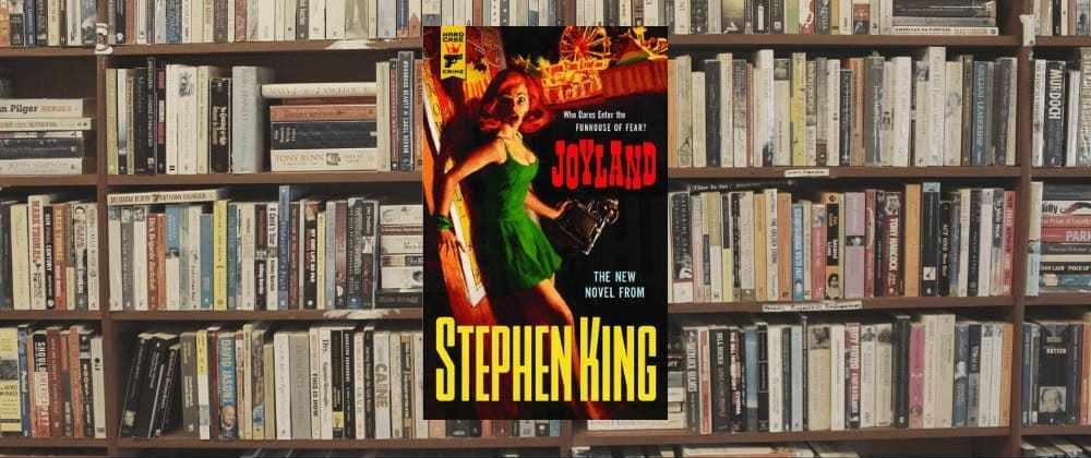 📖@Excentrya nos trae su última reseña, una #novela corta de #StephenKing JOYLAND. 📌https://t.co/COlMAN3dZ6   #misterio, #fantasma, asesinatos y personajes en situaciones extrema hacen parte de este #libro  #FelizMartes #Terror #Horror #Halloween #thrillerpsicológico #Suspense https://t.co/dvysvO29xf