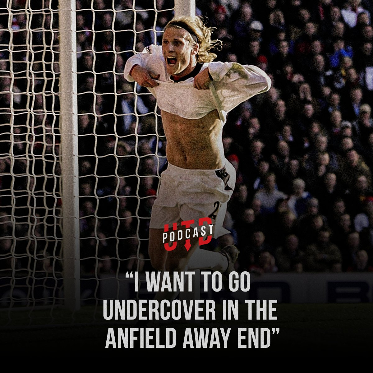 ☝️ His long-awaited first United goal ✌️ That wonder strike v Southampton  @DiegoForlan7 discusses those two moments, being an #MUFC cult hero and more in our latest UTD Podcast 🌟 https://t.co/gtVmolDxlF