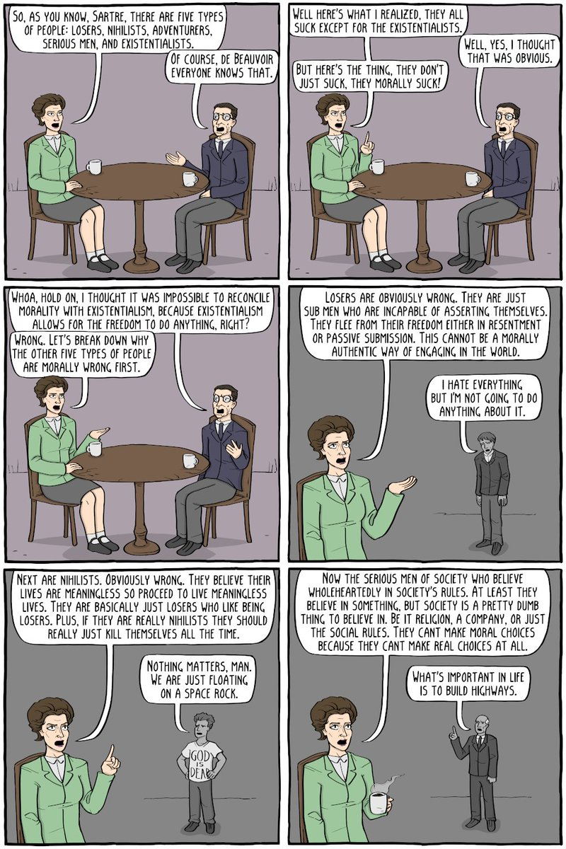 The Ethics of Ambiguity - existentialcomics.com/comic/361