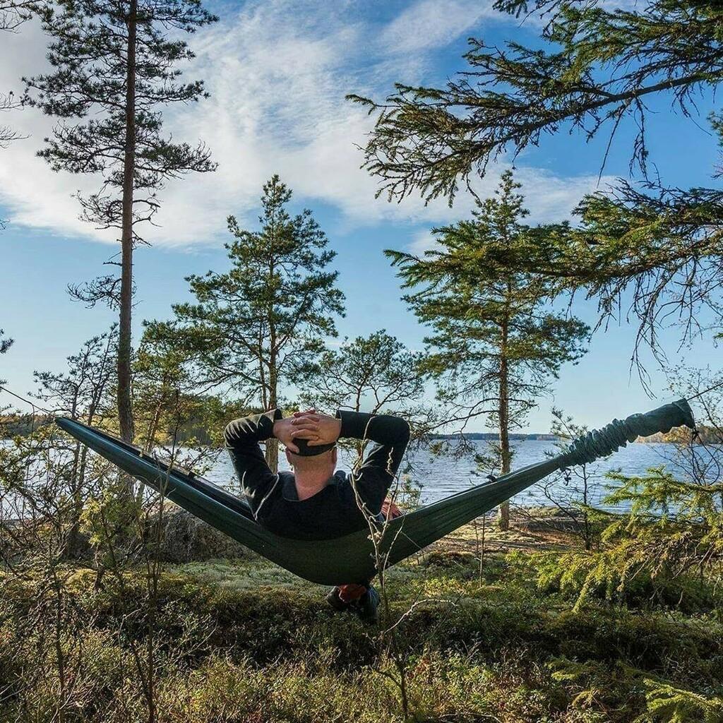 Time flies when you Rock n Chill ••• 📸 @makek74 • • • #RocknChill #chill #chillin #chilling #chillout #relax #favoritespot #takeiteasy #nostress #stressfree #rockandchill #hammock #hammocklife #hammocktime #hammocking #hammockcamping #hammocks https://t.co/wypy2NaRIw