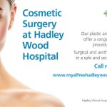 Image for the Tweet beginning: At Hadley Wood Hospital, our