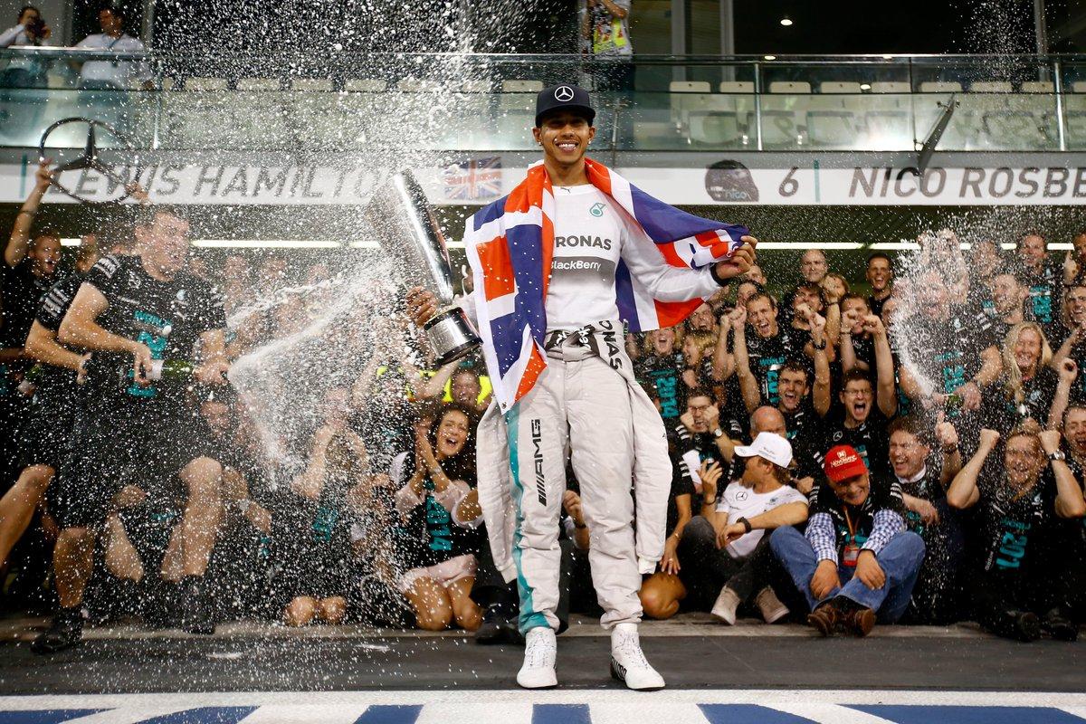 Lewis Hamilton at @MercedesAMGF1:  8️⃣ years 1️⃣5️⃣0️⃣ races 2️⃣7️⃣2️⃣3️⃣ points 1️⃣1️⃣0️⃣ podiums 6️⃣9️⃣ wins 5️⃣ world championships  And still he rises...  #F1 @LewisHamilton https://t.co/gDmB6LoIG6