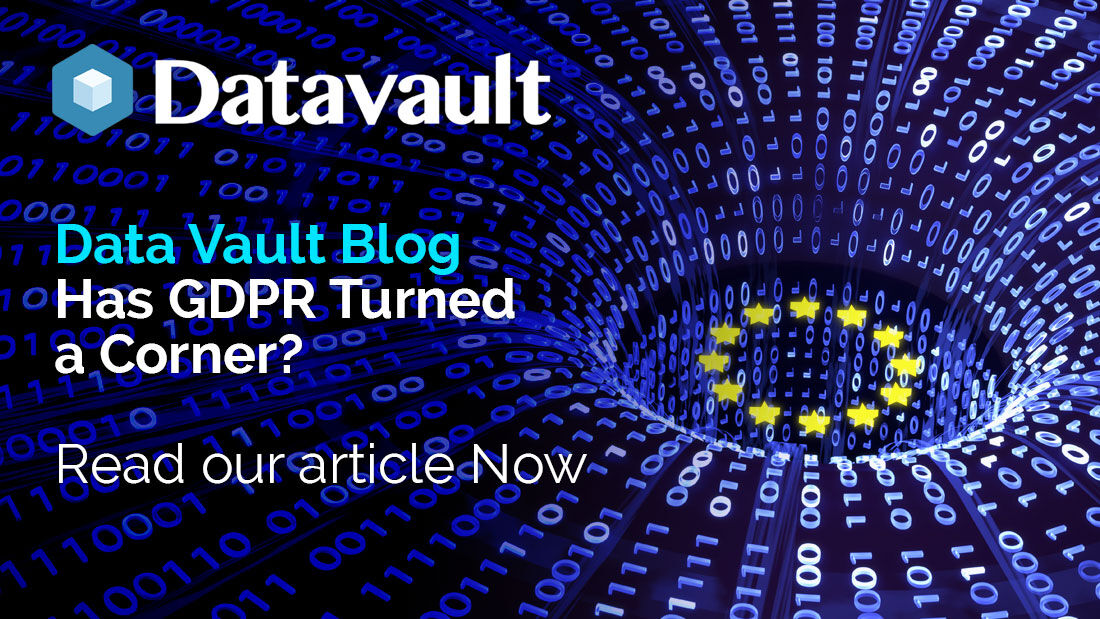 Last May the new EU #DataProtection regulations #GDPR came into force. With over a year now in it's enforcement we look at how the #ICO has come down hard on some corporations with fines over breaches https://t.co/na7W1NxZBS #BritishAirways #DataSecurity #CyberSecurity #Datavault https://t.co/Ms1pK9vcxc