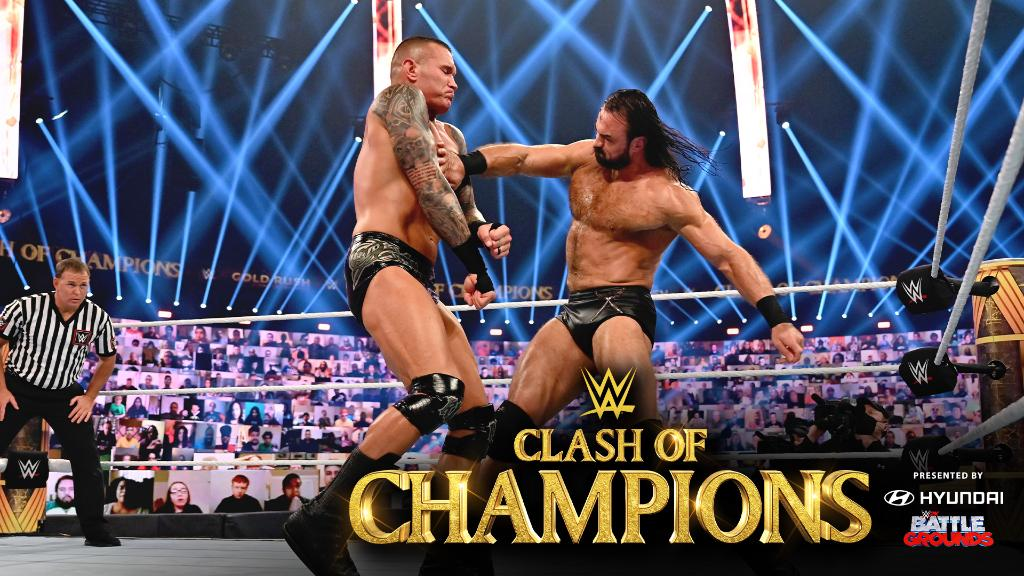 The ghosts of @RandyOrton's past reemerged to cost #TheViper against @DMcIntyreWWE at #WWEClash ➡️ https://t.co/oycRBjsAVE https://t.co/tQO4srUhDa