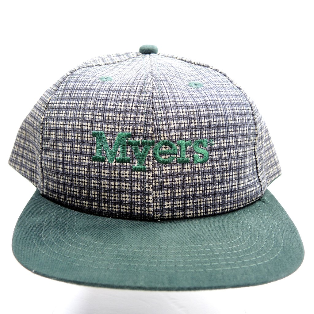 From the Hat Shop 😍 Myers Green Plaid Hat ~ Adjustable Snapback Cap ~ K-Products 😍.   Buy it now 👉👉 https://t.co/InnWPnrdBW   #Hats #Gifts #Indy https://t.co/Rk4uXmHrho