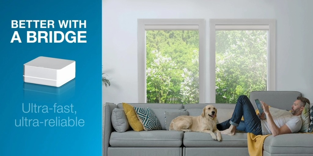 Have Siri get the lights & #shades. Caséta by Lutron smart #lightingcontrols & Serena honeycomb & roller shades work in harmony with #HomeKit. Group them with other HomeKit-compatible devices to create scenes & control them with your voice, iPhone or iPad. https://t.co/rcaWE0KqeT