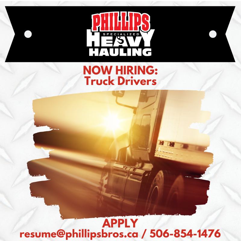 Phillips Bros. are looking for an honest team player, with a passion for the job & a great attitude. Must be willing to work long hours as needed.  Find out more: https://t.co/eyVgstas6H   #phillipsbros #rockyourcareer #jobs #excavating #heavyhaul #integrity #quality https://t.co/D7SJTgMGDK