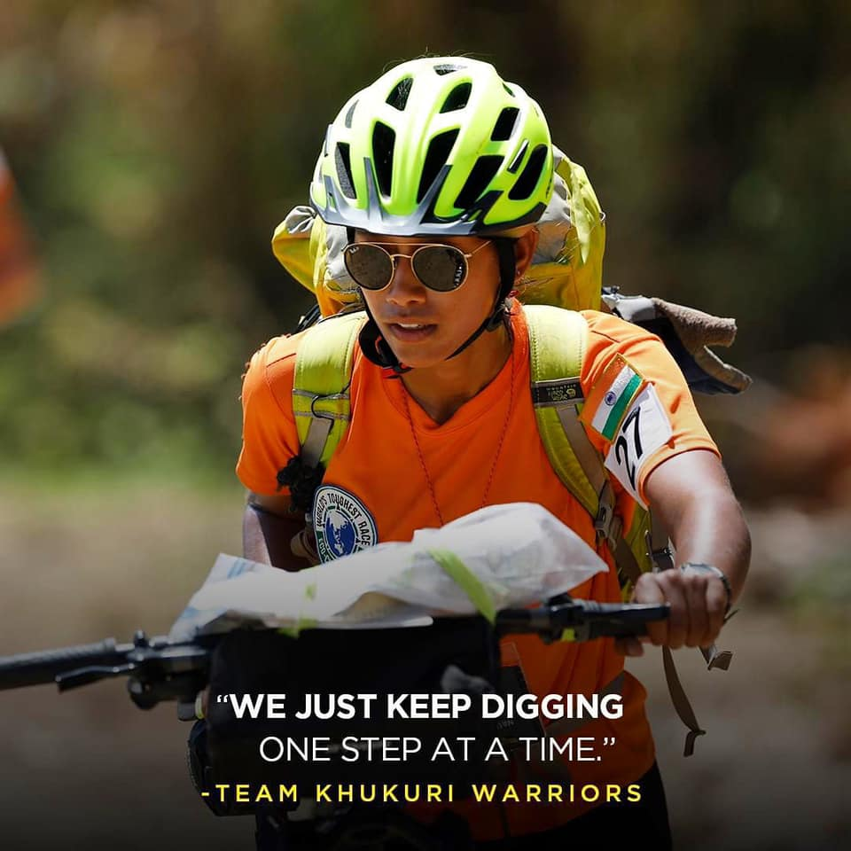 Such wide reach through #adventure is wat we believe its big potential as tool 4 positive social change! #youth this weekend find time 2 binge watch & #CHEER #TeamIndia in #worldstoughestrace on #amazonprime for #Inspiration ! #FitIndiaMovement #health #wellness #CourageToChange https://t.co/cXPJm1Bn4Y https://t.co/PQ7FKUeKaL