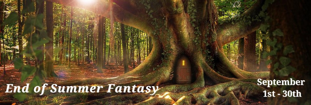 End of Summer Fantasy Books  https://t.co/hI455vE2Jo https://t.co/vtOWQo6ph9