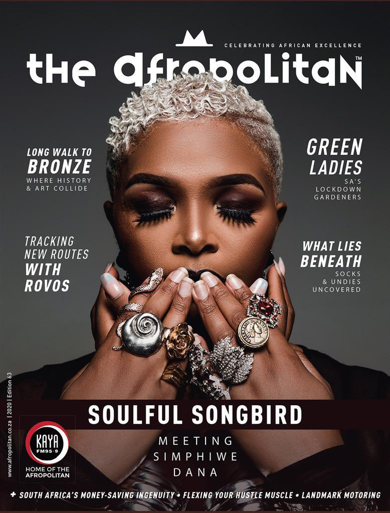 Hello beautiful ones, please check out the latest @AfropolitanMag, I had a lovely conversation with them about music and life. 💜💜💜