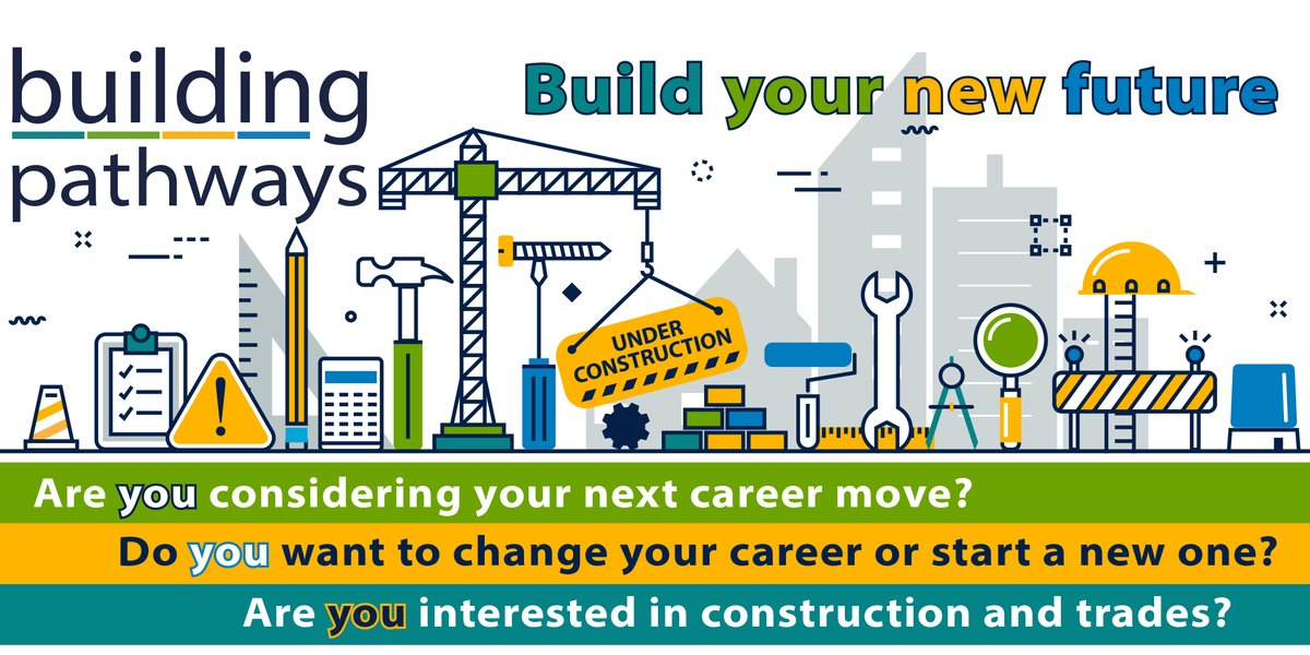 Ever wanted to find out about opportunities in the construction industry? Now's your chance! Two FREE online events led by industry experts now open for registrations. Sign up now! https://t.co/8ySkCpEk8q #constructionjobs #freeevents #careersadvice #loveconstruction