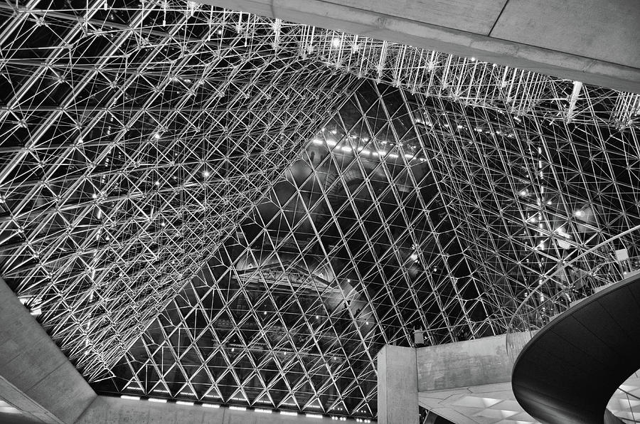 #Night Beneath the #Glass #Pyramid inside #TheLouvre #Museum #Paris #France  #Louvre #BlackandWhite #Photography #Architecture #WallArt #Travel #Shopsmall  Color https://t.co/gB9XWYRwIV B&W https://t.co/Km1cbF9aa7 https://t.co/F5Elcmd6Hl
