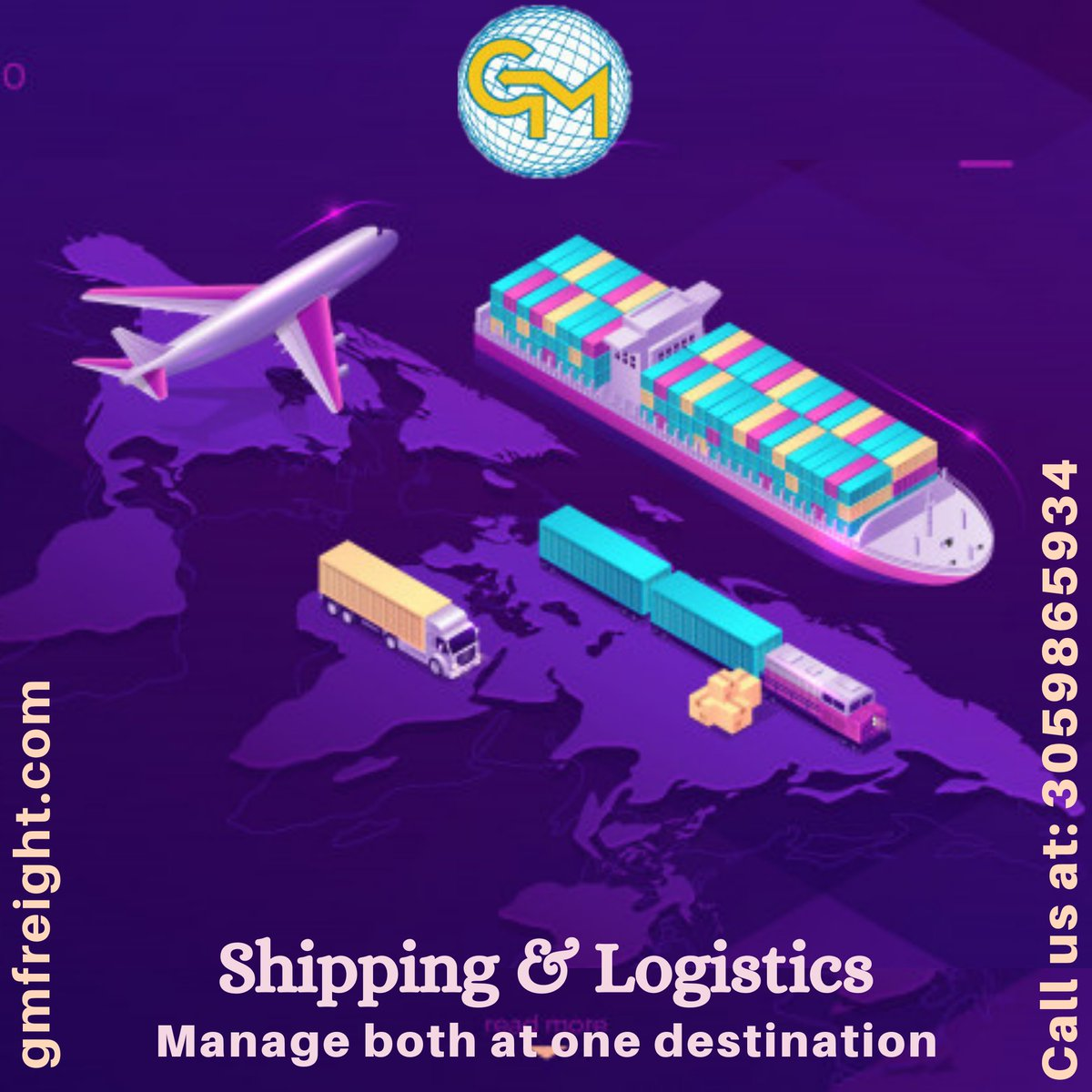 Now get your shipping and logistics needs fulfilled at one destination. We offer reliable, efficient and affordable freight services.  #freight #logistics #trucking #cargo #transportation #shipping #trucks #transport #supplychain #fr #train #truckdriver #graffiti #freightbroker https://t.co/4JvGhm6bt8